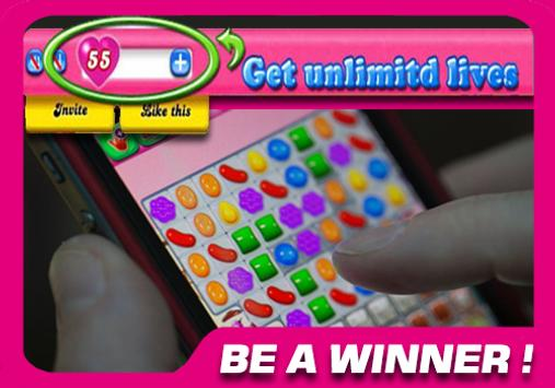 Tactic Candy Crush Saga screenshot 1