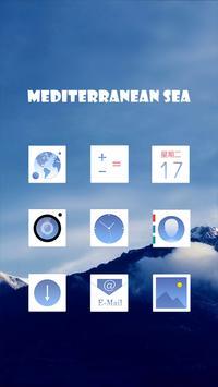 Sea-Solo Theme apk screenshot