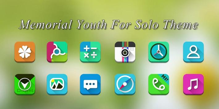 Memorial Youth Theme poster