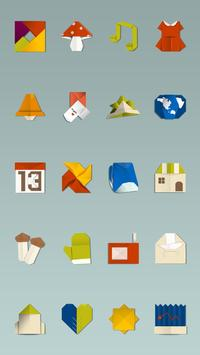 Origami Solo Theme screenshot 2