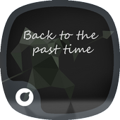 Back To The Past Time Theme icon