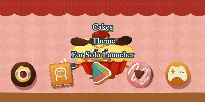 Cake Solo Theme poster