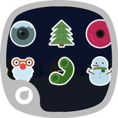 Christmas Card Theme icon