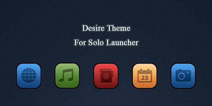Desire Solo Theme poster