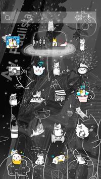 Gato Paulistano Theme apk screenshot
