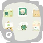 Green Solo Theme icon
