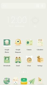 Green Solo Theme apk screenshot