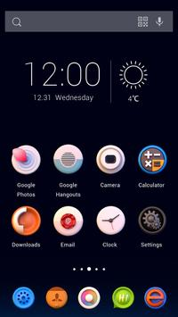 Hope Theme apk screenshot