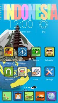 Indonesia Transportation Theme apk screenshot