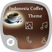 Indonesia Coffee Theme icon
