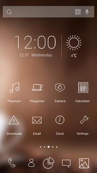 Indonesia Coffee Theme apk screenshot