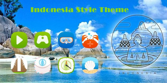 Indonesia Style Theme poster