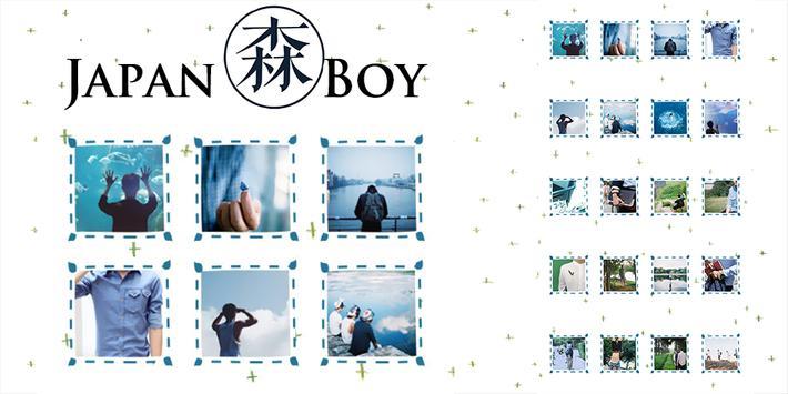 JapanBoy Theme poster