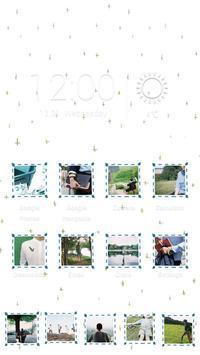 JapanBoy Theme apk screenshot