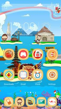 Love Indonesia Theme screenshot 1