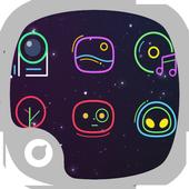 Purple Sky Theme icon