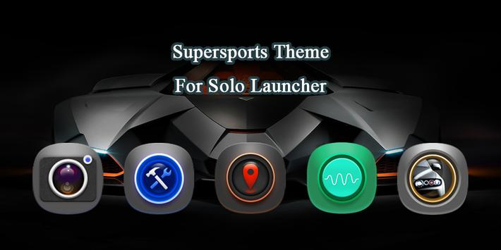 Supersports Solo Theme poster
