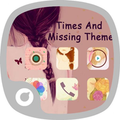 Times And Missing Theme icon