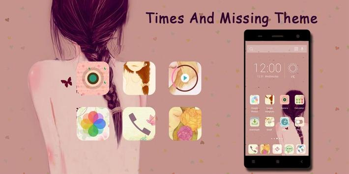 Times And Missing Theme poster