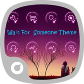 Wait For Someone Theme icon