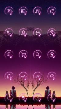 Wait For Someone Theme apk screenshot