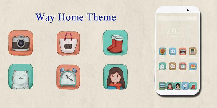 Way Home Theme poster