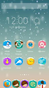Winter OS Theme screenshot 1