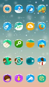 Winter OS Theme screenshot 2