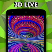 3D Wallpaper Live icon