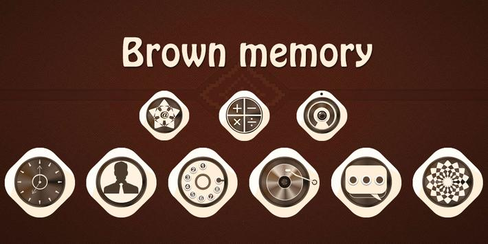 Brown Memory-Solo Theme poster