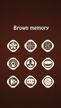 Brown Memory-Solo Theme apk screenshot