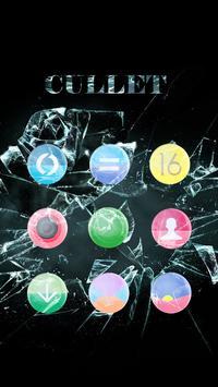 Cullet-Solo Theme screenshot 2