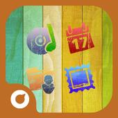 Colour Element-Solo Theme icon