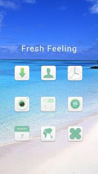 Fresh Feeling Theme screenshot 2