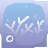 Glaze Ocean Theme icon