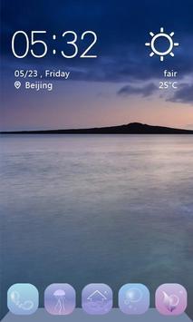 Glaze Ocean Theme apk screenshot