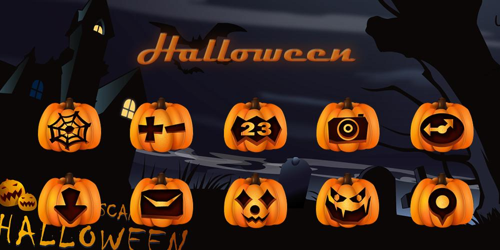 Halloween Theme APK Download - Free Personalization APP for ...
