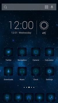 High tech-Solo Theme apk screenshot