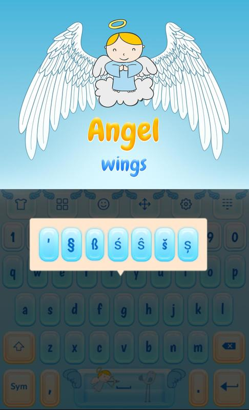 Angel Wings Keyboard For Android Apk Download