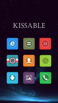 Kissable-Solo Theme screenshot 2