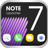 Note 7 Launcher – Note 7 Theme icon