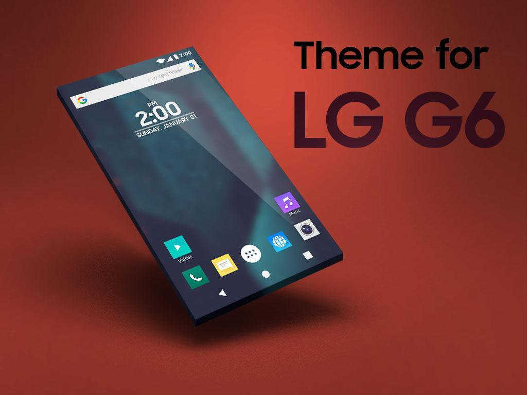 Theme for LG G6 for Android - APK Download