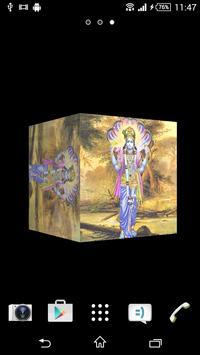 Narayana Cube Live Wallpaper poster