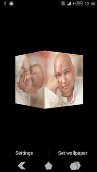Guru Ji Cube Live Wallpaper apk screenshot