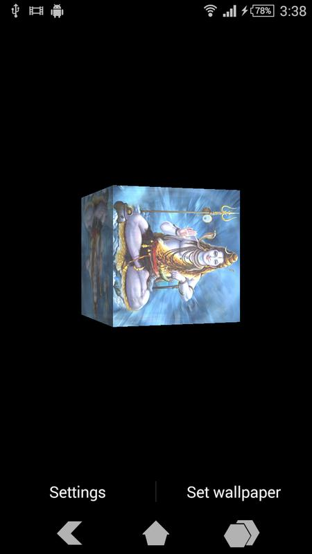 Shiv Ji Cube Live Wallpaper For Android Apk Download
