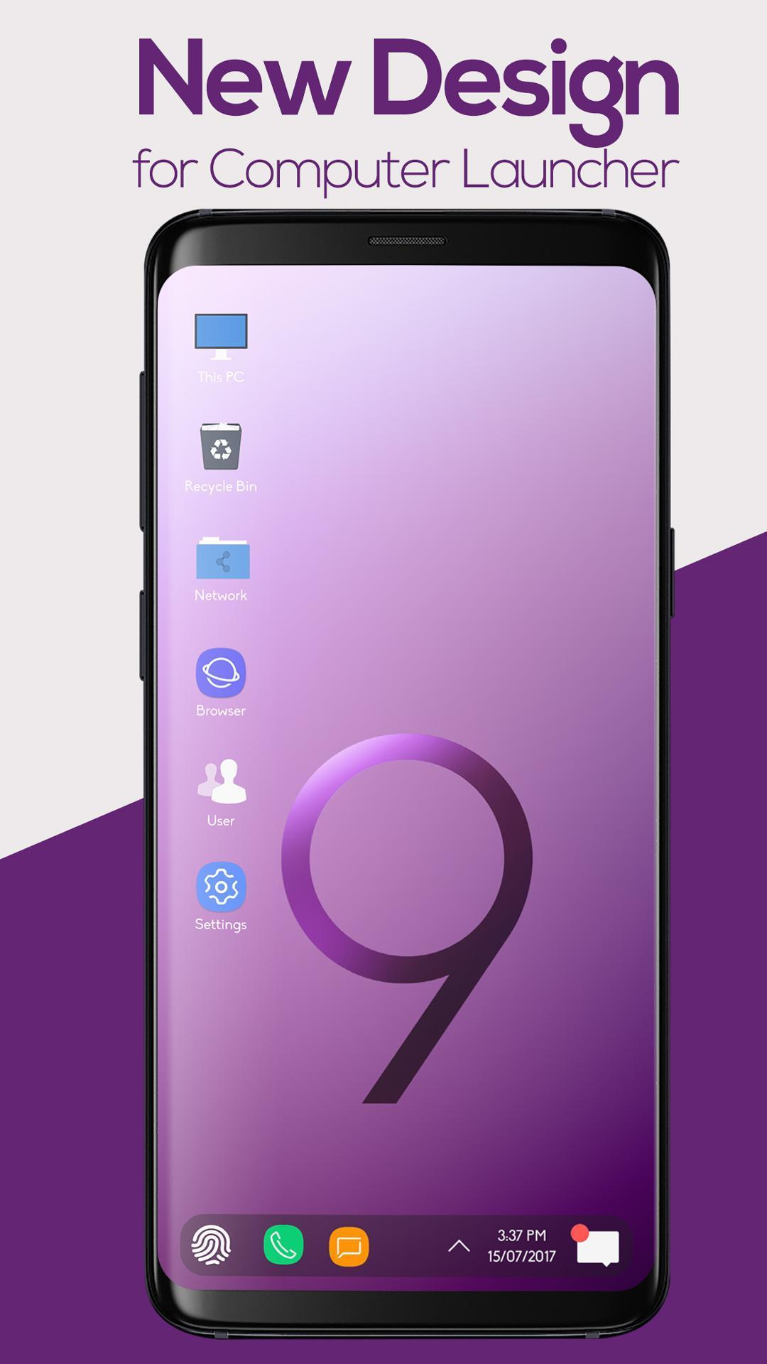 S9 Theme for Android - APK Download