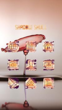 Shadow Skull-Solo Theme apk screenshot