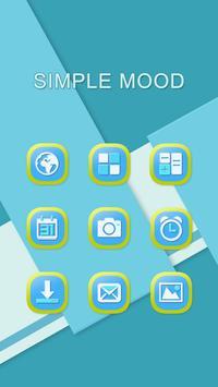 Simple Mood-Solo Theme apk screenshot
