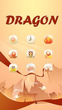 Chinese Dragon - Solo theme apk screenshot