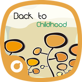 Back To Childhood Theme icon